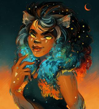 Werewolf by GDBee