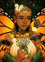 Monarch by GDBee