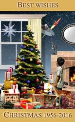 Christmas 1956 -2016 - Peter Crawford by PeterCrawford