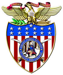 Valley Forge Military Academy - Badge by PeterCrawford