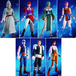 Final Fantasy Soul Calibur by razielapprentice
