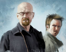 Breaking bad by trungbui42