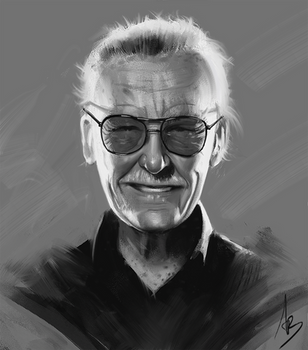 Stan Lee by trungbui42