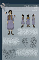 Eudora Character Sheet by swimmingtrunks