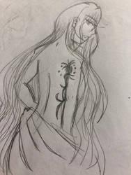 :secrets in nude: by Kirashadraws99