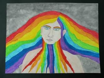 The Rainbow Man by Dany-E