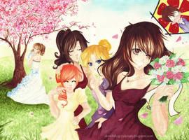 Bridal bouquet by yukosan2