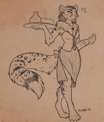 Adira Sketch by kiit0s