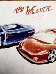 Concept Car  by audiobrainiac