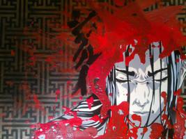 Irako Seigen - Shigurui by GreenaGene