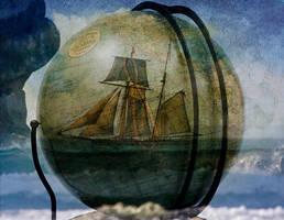 Circumnavigation by violscraper