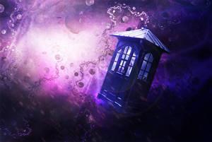 Time Machine by violscraper