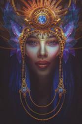 The Queen by estellium