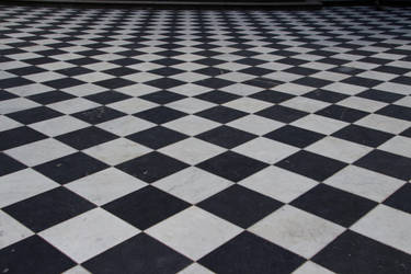 Checkered floor 8018 by estellium