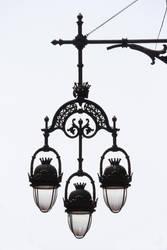 Street lanterns 8451 by estellium