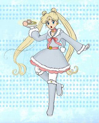 Sailor Snow Moon by lamarce