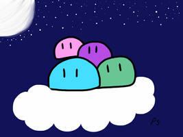 Clannad: Dangos At Night by PrincessSeddie