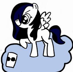Best friend as a pony ^^ by PrincessSeddie