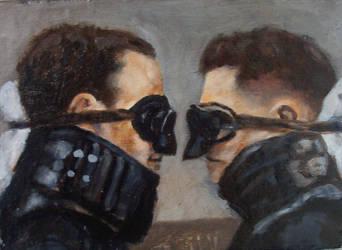 The Duel by paulrichardjames