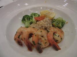 Grilled Shrimp by wondergirl100