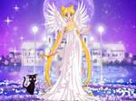Silver Millennium by wondergirl100