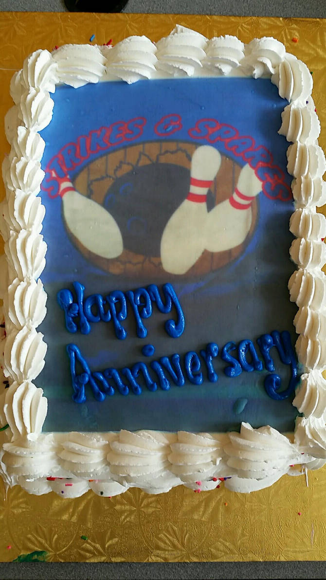 Happy Anniversary! by wondergirl100