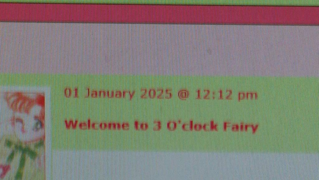 3 O'clock Fairy by wondergirl100