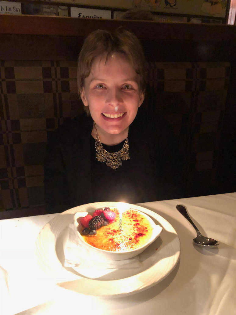 Happy Birthday by wondergirl100