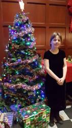 Christmas Tree by wondergirl100