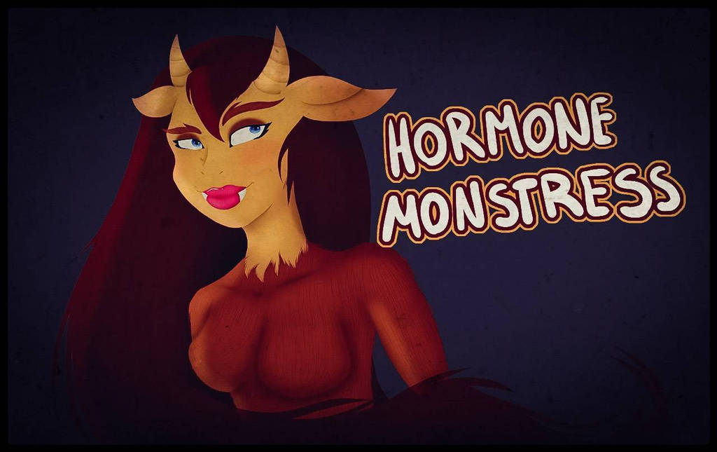 Hormone monstress by Alexiaf13