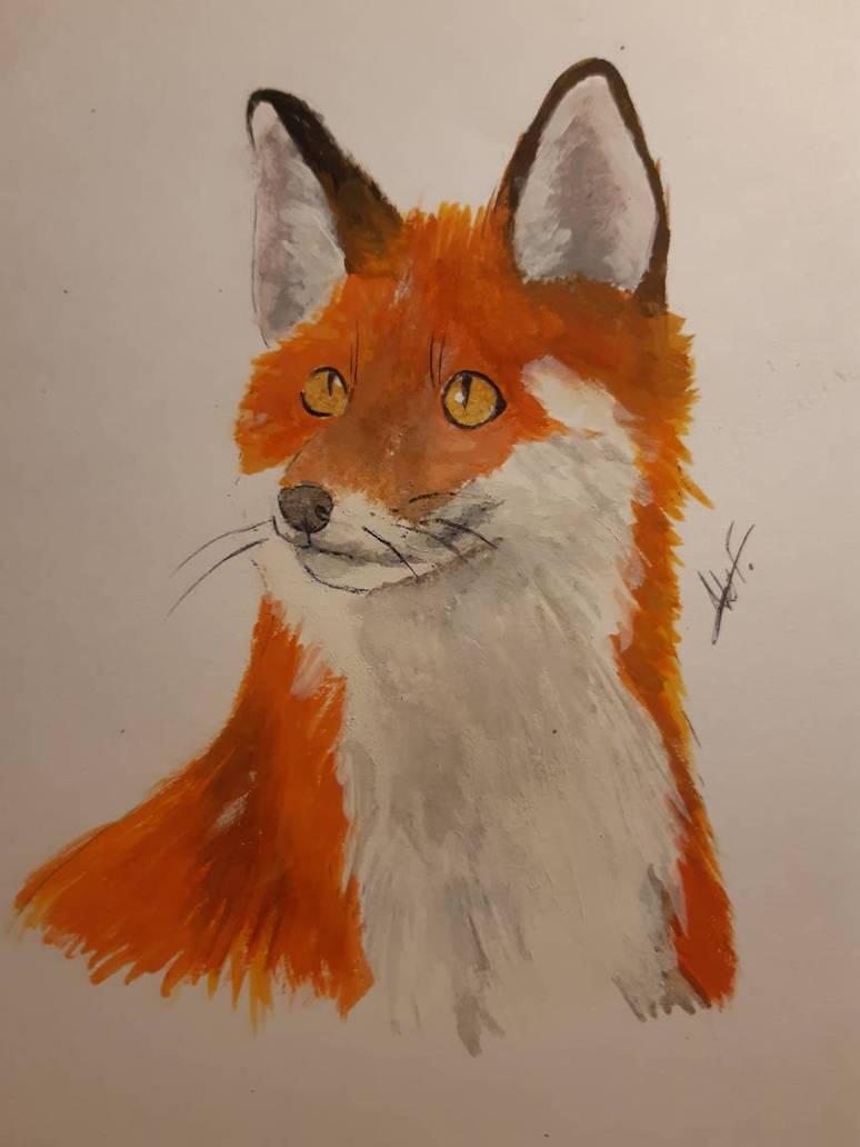 Fox by Alexiaf13