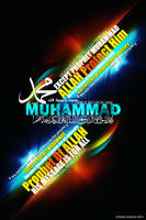 MUHAMMAD is Messenger For All by NoraAlgalad
