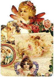 Vintage card stock by rustymermaid-stock