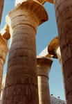 Karnak temple. Luxor 2 by rustymermaid-stock