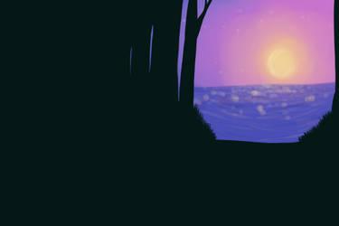 Summer Waits by Cypherphoenix