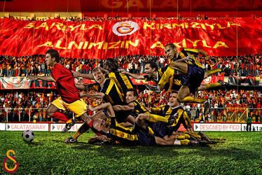 Galatasaray by FlGO