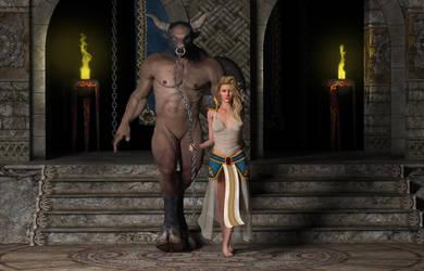 Ancient princess by FaceGenerator