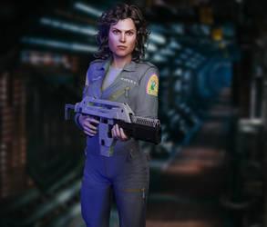 Ripley by FaceGenerator