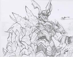 Pavor Nocturnus - Cursed Sword Soul Edge by Hotfeet444