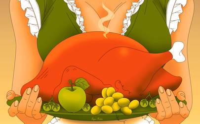 Thanksgiving by eddielynn