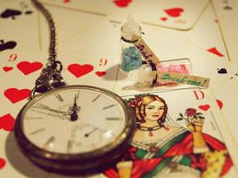Alice in wonderland by RockingNeverland