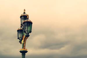 Lamp by RockingNeverland