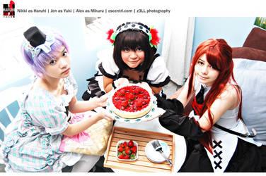 Haruhi: Lolita by z3LLLL