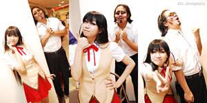 School Rumble: Harima x Tenma by z3LLLL
