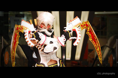 Haseo: the fourth form by z3LLLL