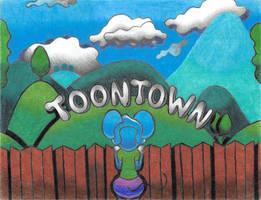 Mark's Toontown Central by KovinAndBlue