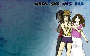 bad girls wallpaper by amiko16