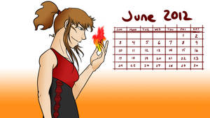 Gail in June by amiko16