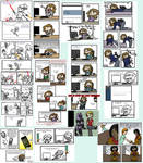 Tumbdump comics by amiko16
