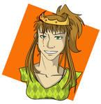 Gail's crown by amiko16